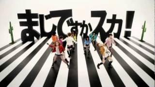 2011年4月6日(水)発売の45枚目Sg「まじですかスカ!」初回生産限定盤Bに収録されている、Dance Shot Ver. type1です。 amazon⇒ http://amzn.to/lagabk.