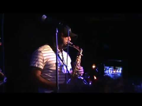 Mike Burton plays at CAFEWA......