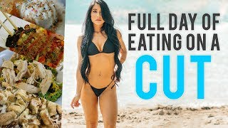 Full Day of Eaтing on a Cut | Showing You My New Research (Published!)