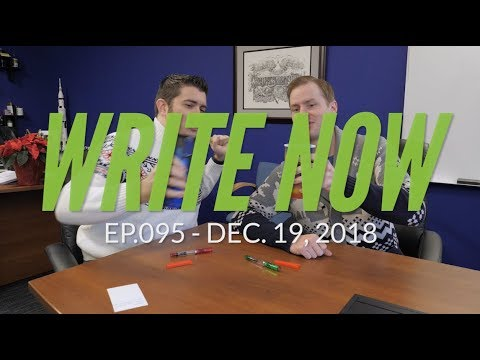 Write Now - Ep.095: TWSBI Disassembly Competition