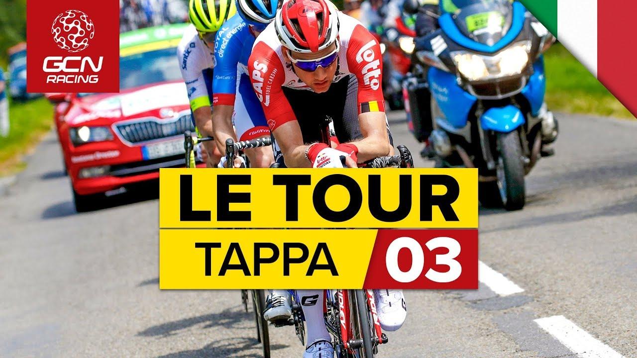 3° tappa del Tour de France 2019: Binche - Epernay