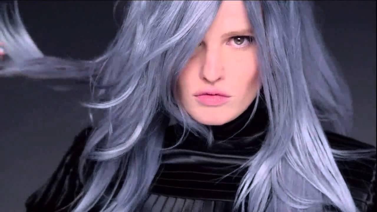 L39Oral  Fria Quot Smokey Pastelsquot Hair Color TV Commercial Spr