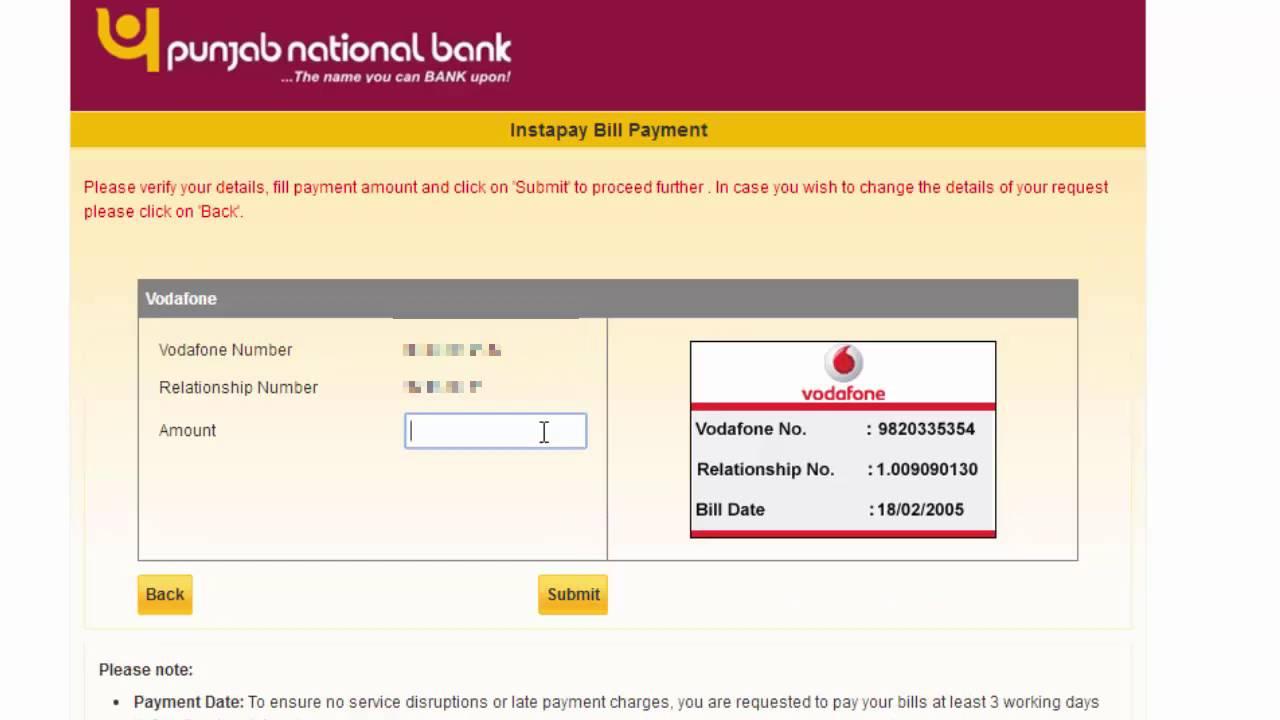 punjab national bank apply for net banking