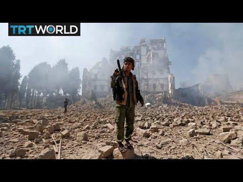 The War in Yemen: Yemen's second largest city suffers from war