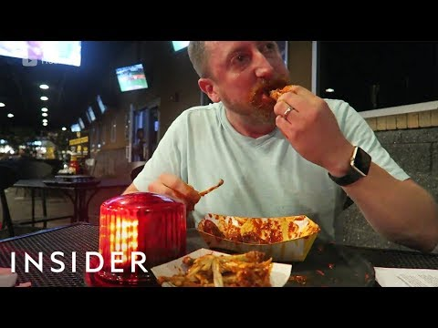 Buffalo Wild Wings' Famous Blazin' Wing Challenge Must Be Completed In 6 Minutes