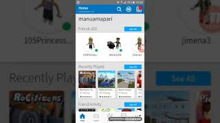 How to have a clothes on ROBLOX without searching the Internet by mobile