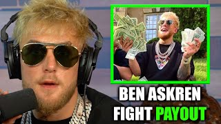 JAKE PAUL'S EARNINGS FROM BEN ASKREN FIGHT