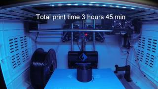 Day 3 with the Flashforge Dreamer 3D Printer