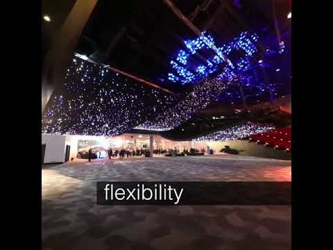 • The Adelaide Convention Centre's $397 million redevelopment is now complete (0:12)