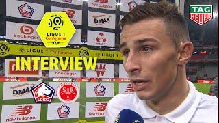 Interview de fin de match : LOSC - Stade de Reims (1-1) / 17ème journée - 1ère partie (2018-19)