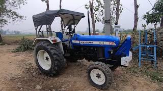 इतना सस्ता ट्रेक्टर 5.25 L New holland 3630 Plus+ tractor 2016 model