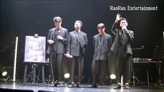 s**t kingz 結成10周年記念LIVE 『10th anniversary show in Billbord Live』記者会見