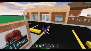 Roblox Red Lobster tour
