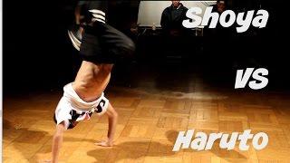 Final. Bboy Shoya vs Haruto. Full Throttle Kids battle 2017.