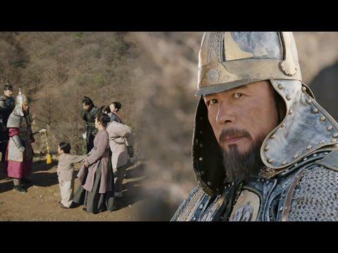 《BEST》 Six Flying Dragons 육룡이 나르샤|천호진, 결국 가족들과 뭉클한 재회 '이젠 단호한 결의'EP21 20151214