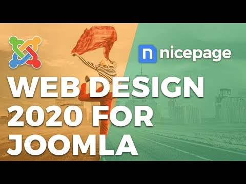 Web Design Trends 2020 For Joomla