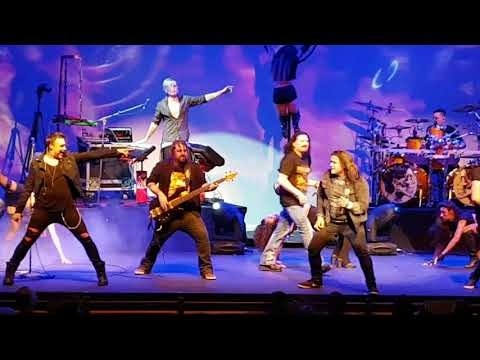 Noturnall + James Labrie  Pull me under SP 24/04/18
