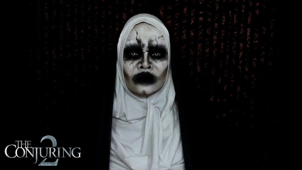 The Conjuring 2 Official 2016 ''VALAK'' Makeup Tutorial ...