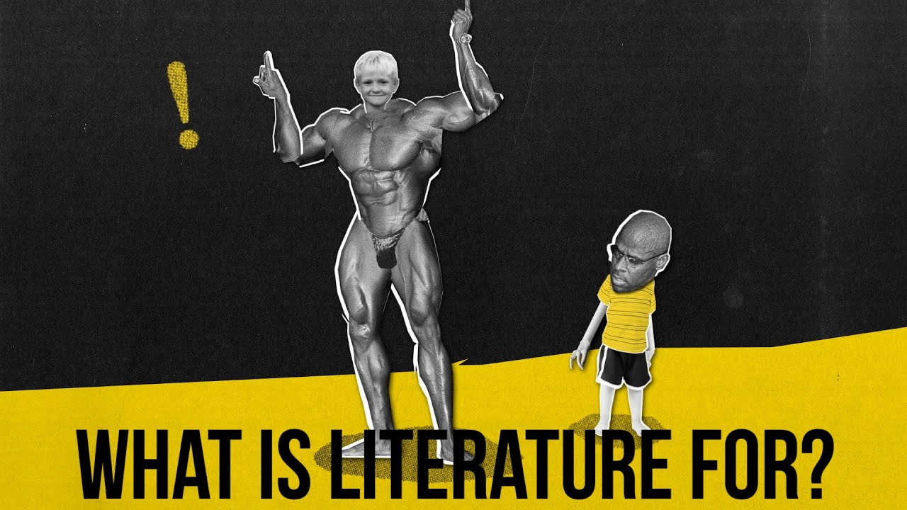 what is literature for