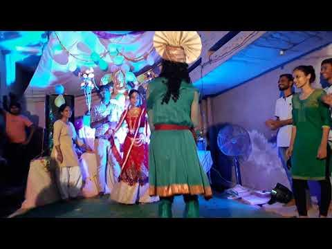 Sawan Mein Holi khelungi Vicky performance and Shivani