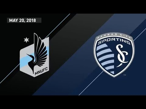 HIGHLIGHTS: Minnesota United FC vs. Sporting Kansas City | May 20, 2018