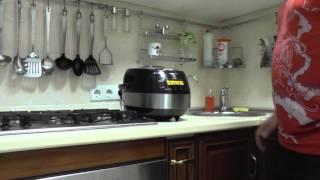 видео пшенная каша в мультиварке