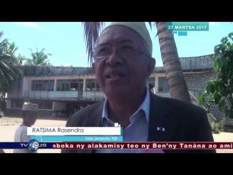 VAOVAOM PARITRA DU 27 MARS 2017 BY TV PLUS MADAGASCAR