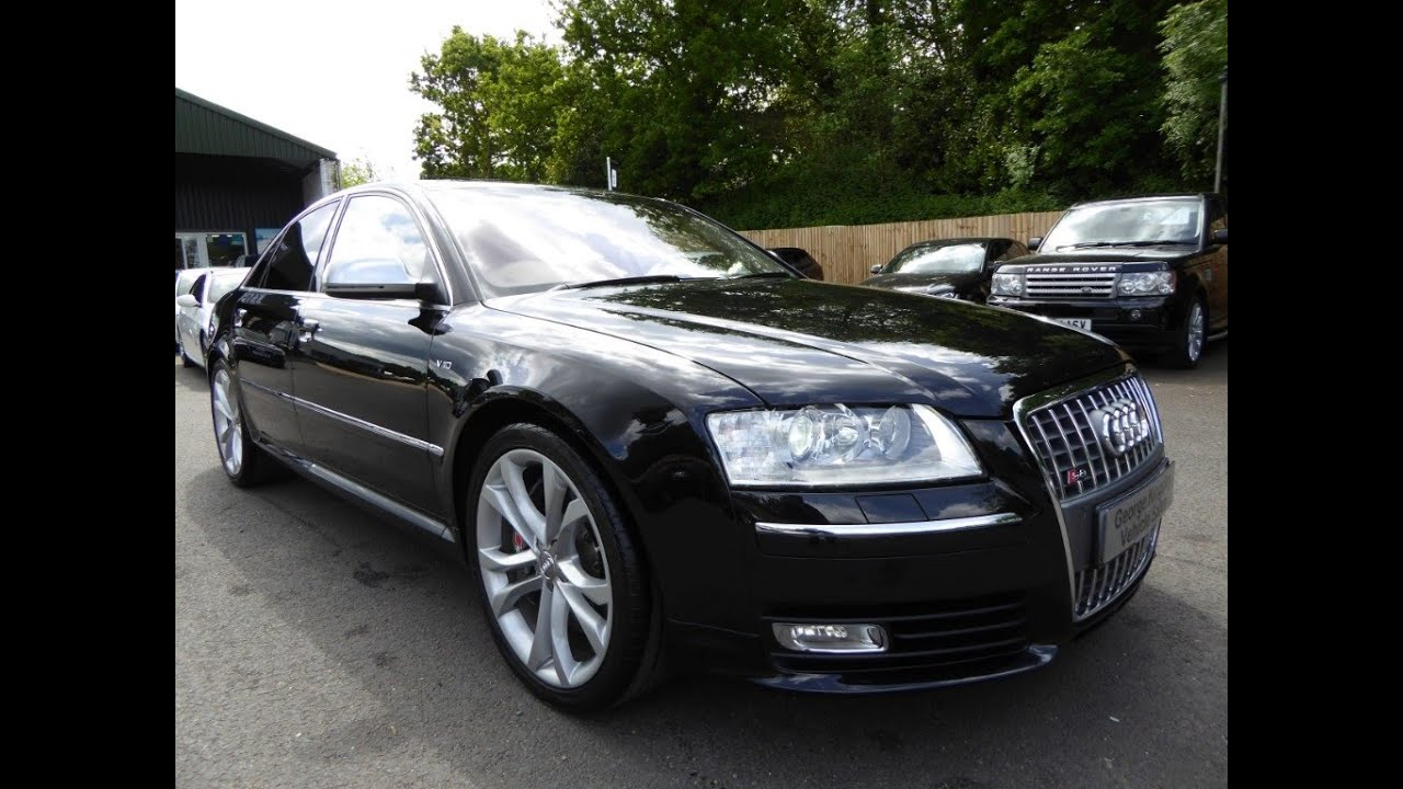 2008 audi s8 v10 for sale at george kingsley vehicle sales colchester essex 01206 728888. Black Bedroom Furniture Sets. Home Design Ideas