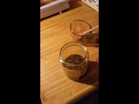 How to make Oil of Oregano