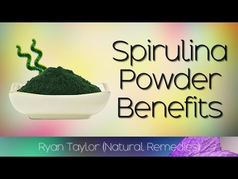 Spirulina Powder: Benefits and Uses