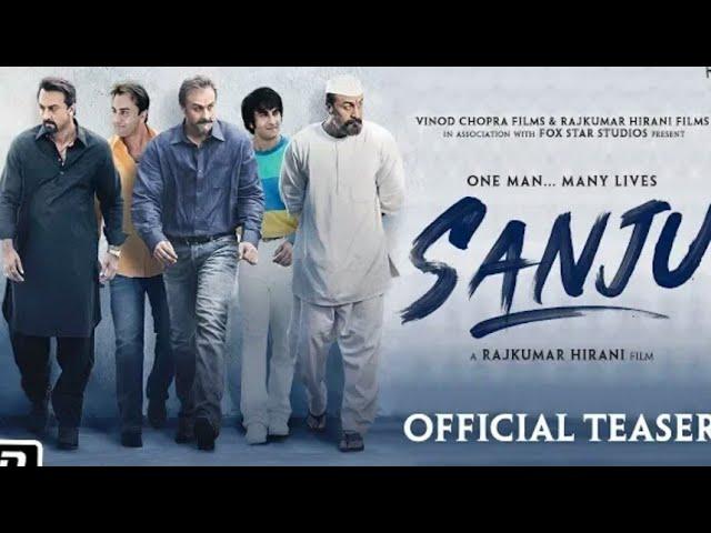 Latest Movie ''SANJU'' Official Teaser... Whatsapp Status Video...