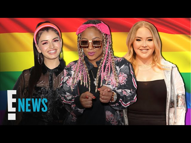 6 Celebrities Who've Come Out in 2020 | E! News
