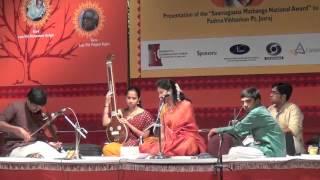 Sangeetha Gnanamu bhakti vina in Dhanyasi - Akshay Anand accompanying Thanmayee Krishnamurthy