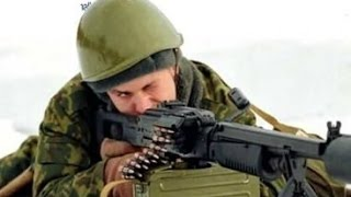 Russian Military conducts military training exercise