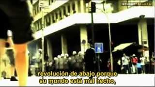 #NNNP ~ Keny Arkana - Indignados (Subtitulado en Español-Français)