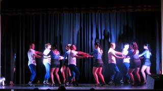 Asokere 2013 - Tercer Aniversario- Bachata