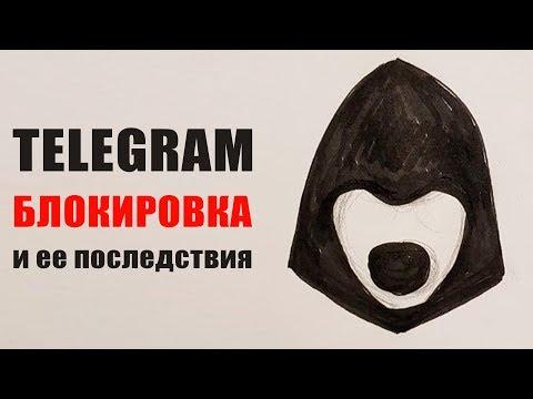 Блокировка Telegram, что происходит?