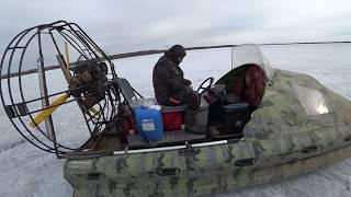 На рыбалку на Братское водохранилище на ПИРАНЬЕ 2 Гелоть Судовский Песчанка Последний лед