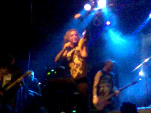 AS I LAY DYING-94 Hours-en GROOVE, BS AS, ARGENTINA, 31/05/2011