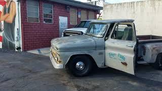 1966 Chevrolet c10 pick up short bed for sale www.bigboyhotrods.com