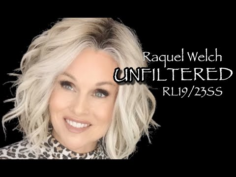 Raquel Welch UNFILTERED Wig Review | RL19/23SS | Unboxing | Don't Miss NEW SEGMENTS! | STYLING!