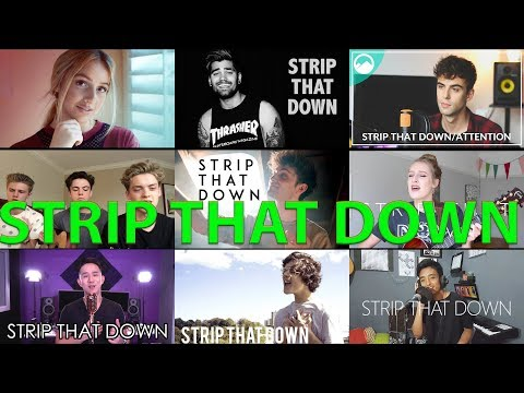 Top 10 Cover Of: Strip That Down - Liam Payne ft. Quavo