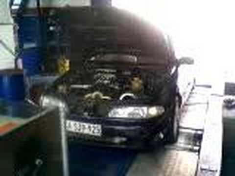 Hyundai Scoupe GT 300nm Dyno run 2of2