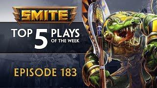 SMITE - Top 5 Plays #183