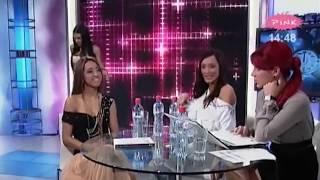 Sandra Afrika - Abrakadabra - Tacno u podne - (TV Pink)