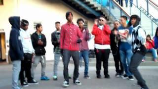 Vlado Footwear Dougie Contest - No Muzik BAy PU$HAz rep.