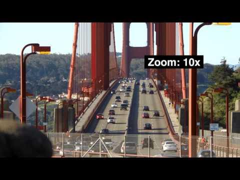 SOLOSHOT3 Optic65 Camera in 4K