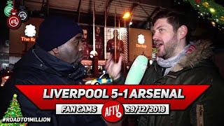 Liverpool 5-1 Arsenal | Liverpool Have Never Been This Far Better Than Arsenal! (RedMenTV)