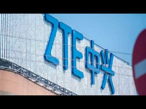 SENATE VOTES TO REINSTATE ZTE BAN THAT'S NEARLY SHUT DOWN THE COMPANY