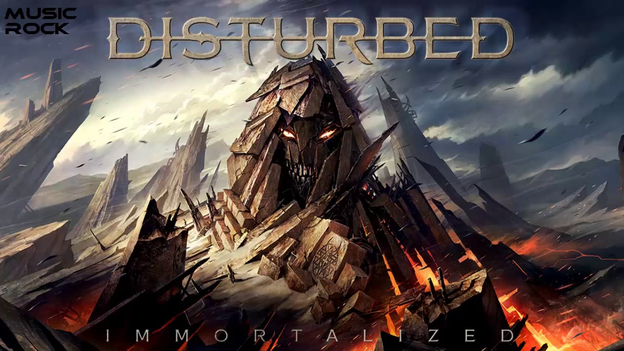 Disturbed  Immortalized The Light
